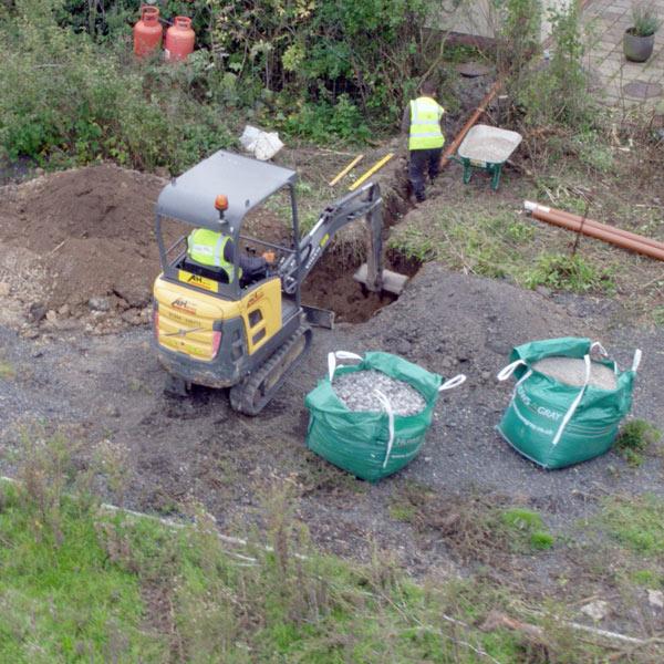 Excavation Repairs / Replacement